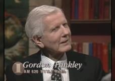 Gordon Hinkley