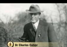 Dr. Charles A. Culver