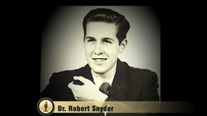 Dr. Robert Snyder