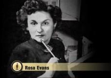 Rosa Bartell Evans