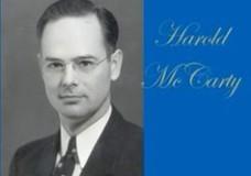 Harold McCarty