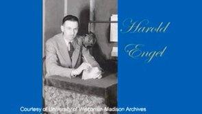 Harold Engel