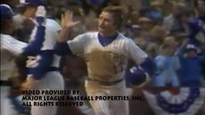 Brewers Win 1982 AL Pennant