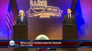 2014 General Election for Governor – Walker & Burke, First Debate