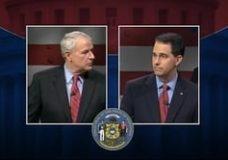 2012 Gubernatorial Recall Election Debate