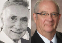 Bill McCollum and John Moser