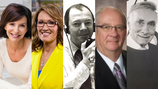 5 to be honored as Local Broadcast Legends